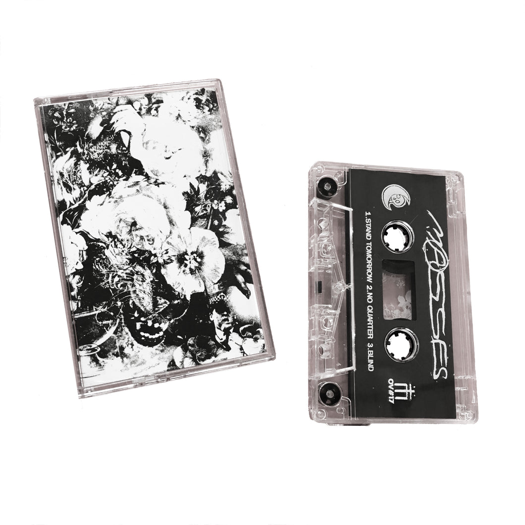 Masses: 2018 European Tour cassette