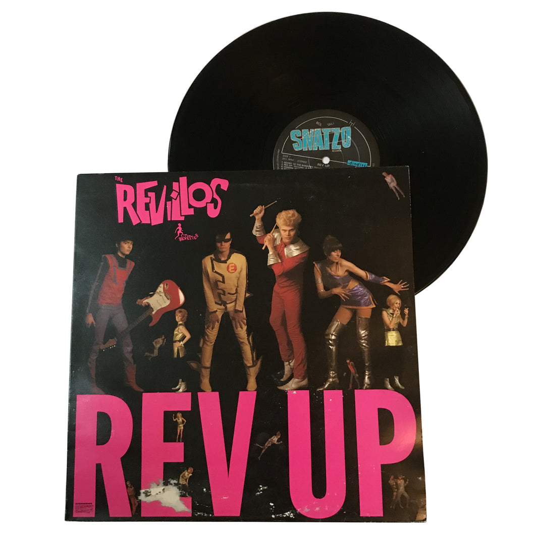 The Revillos: Rev Up 12