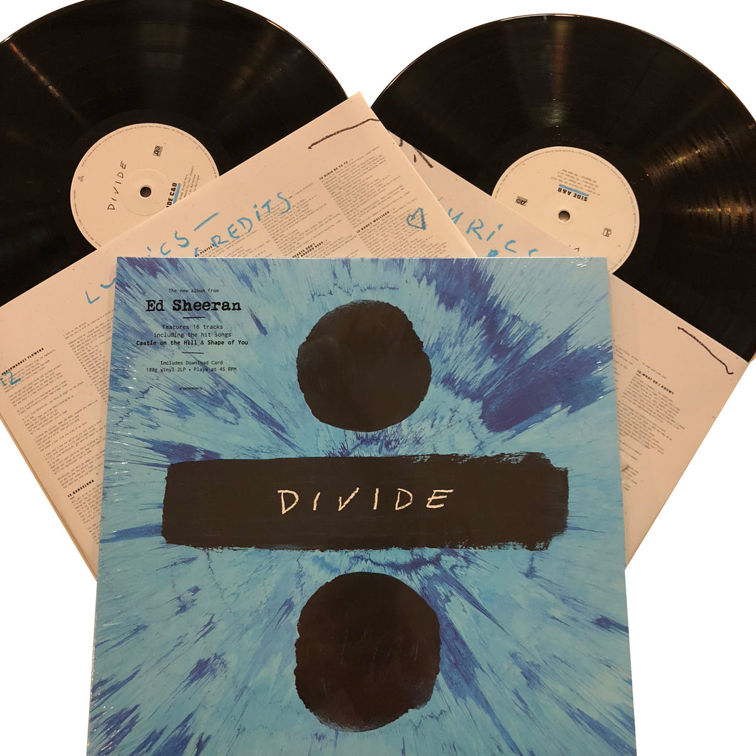 Ed Sheeran: Divide 2x12