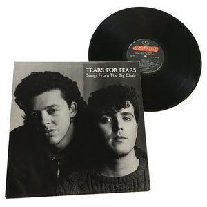 "Tears For Fears: Songs From The Big Chair 12"" (used)"