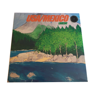 "USA/Mexico: Laredo 12"" (used)"
