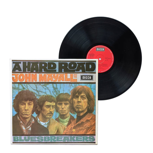 John Mayall & The Bluesbreakers: A Hard Road 12
