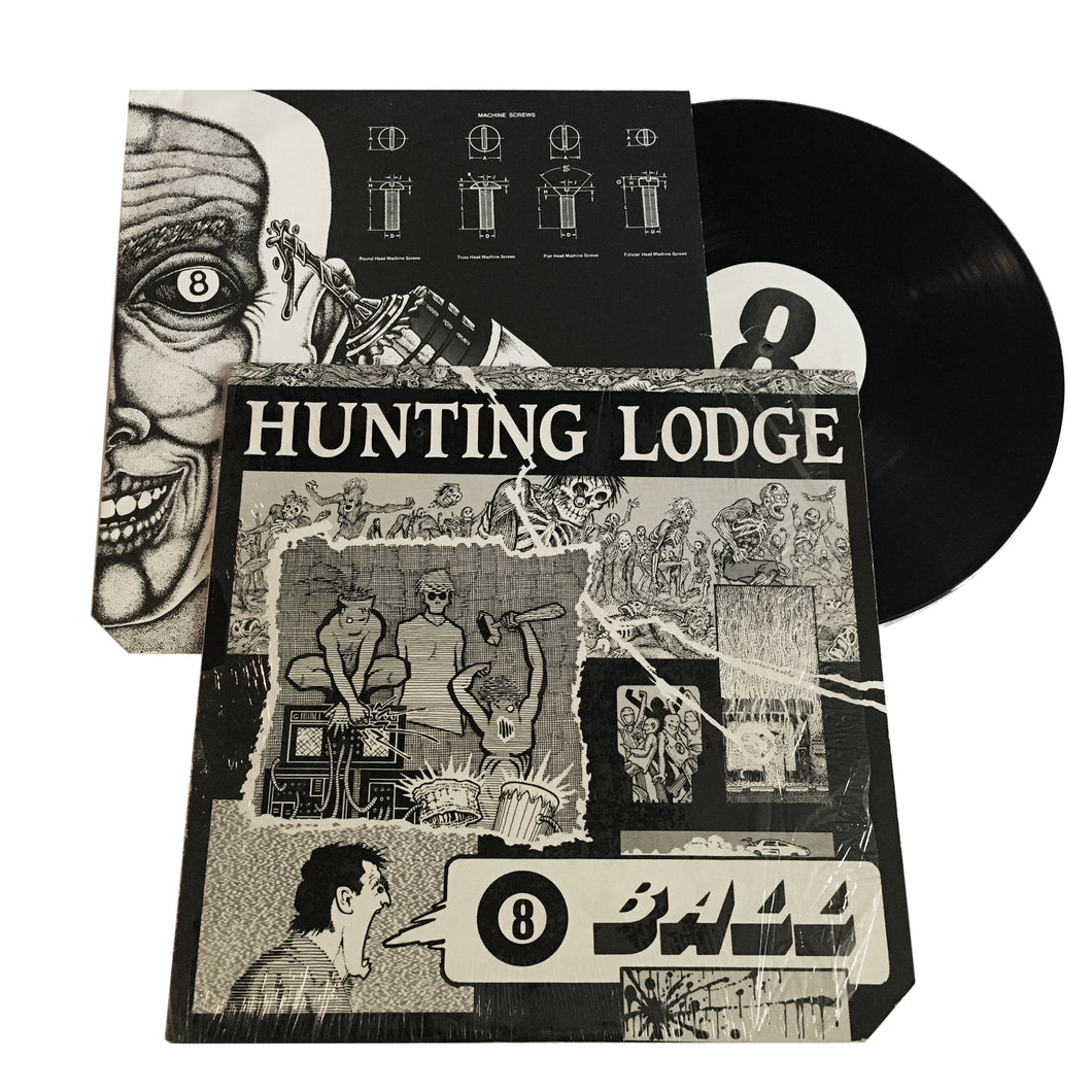 Hunting Lodge: 8-Ball 12