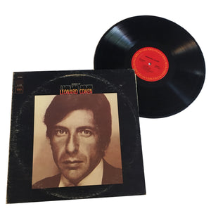 "Leonard Cohen: Songs Of 12"" (used)"
