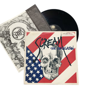 "Various: Scream - The Compilation 12"" (used)"