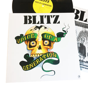 "Blitz: Voice of a Generation 12"" (new)"