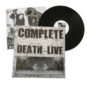 Various: Complete Death 12""