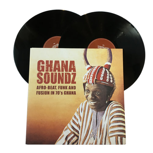 Various Artists: Ghana Soundz 2x12