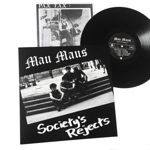 Mau Maus: Society's Rejects 12""