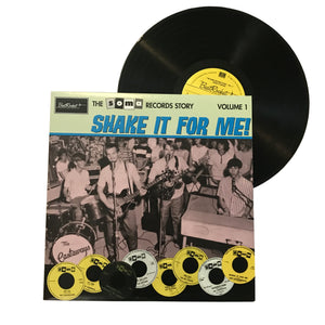 "Various Artists: Shake It For Me Soma Records Story Vol. 1 12"" (used)"