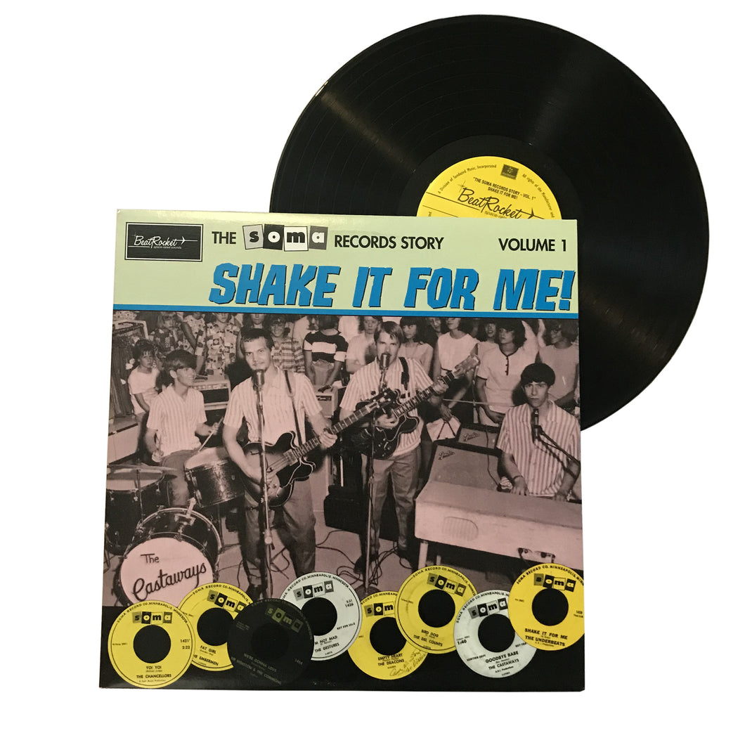 Various Artists: Shake It For Me Soma Records Story Vol. 1 12