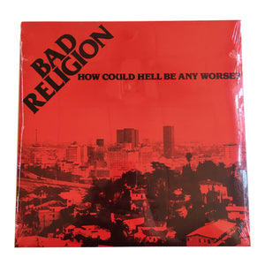 Bad Religion: How Could Hell Be Any Worse 12""