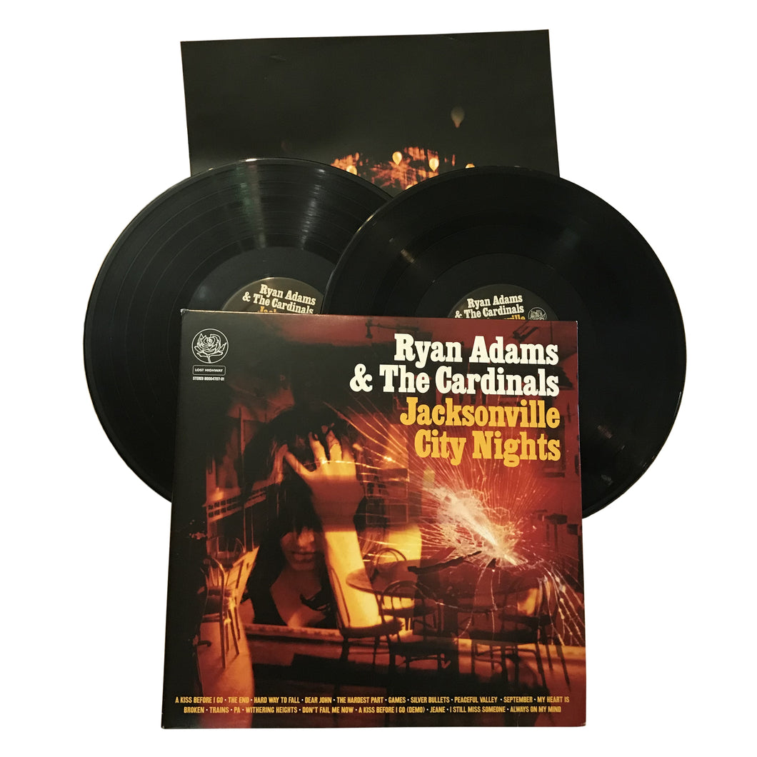 Ryan Adams & The Cardinals: Jacksonville City Nights 12