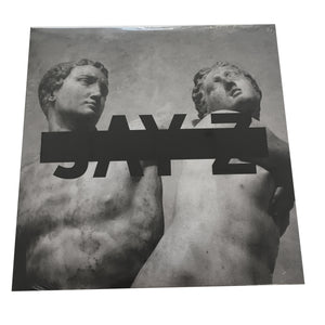 "Jay-Z: Magna Carta... Holy Grail 2x12"" +Flexi"