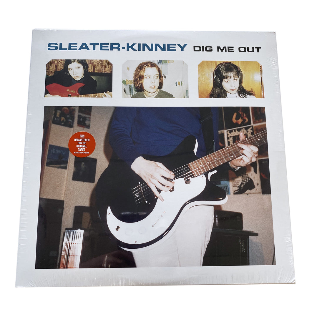 Sleater-Kinney: Dig Me Out 12
