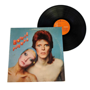 "David Bowie: Pin Ups 12"" (used)"