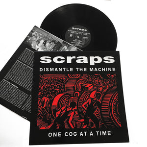 Scraps: Dismantle The Machine One Cog At A Time 12""