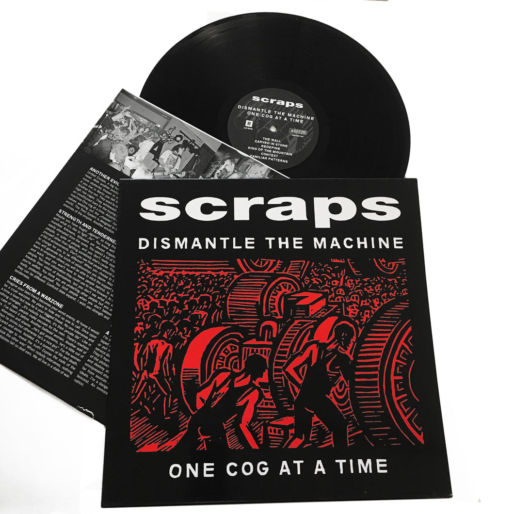 Scraps: Dismantle The Machine One Cog At A Time 12