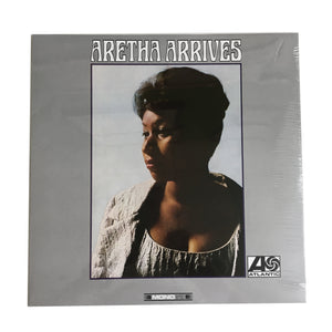 Aretha Franklin: Aretha Arrives 12""