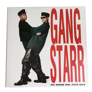 Gang Starr: No More Mr. Nice Guy 12""