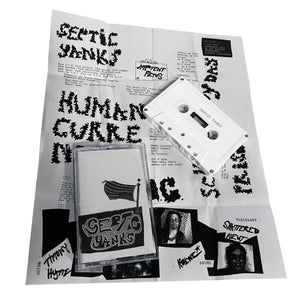 Septic Yanks: Demo cassette