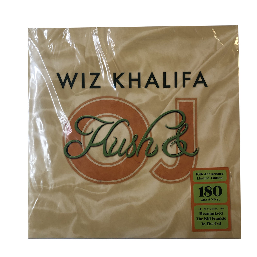 Wiz Khalifa: Kush and Orange Juice 12