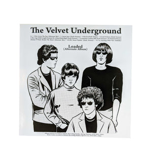 Velvet Underground: Loaded (Alternate Album) 12""
