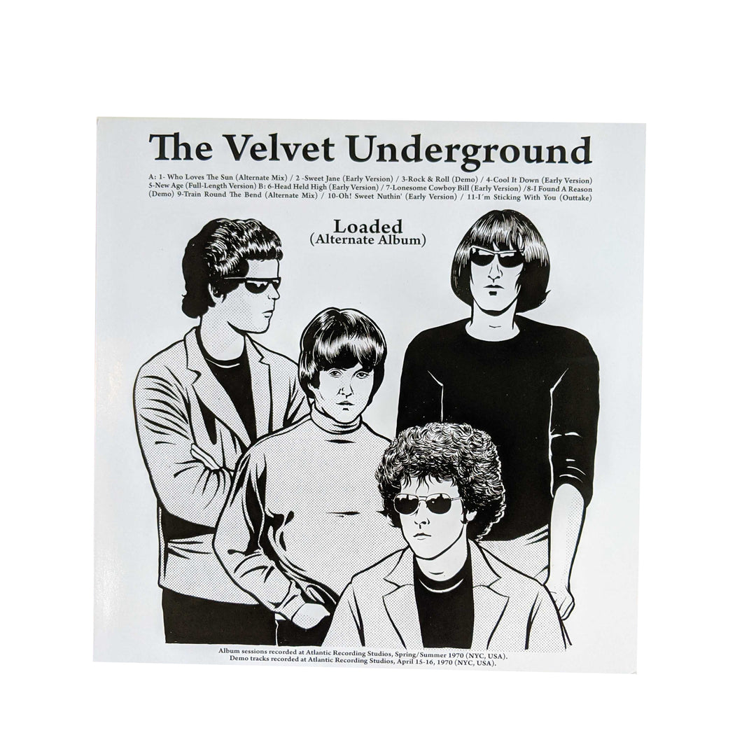 Velvet Underground: Loaded (Alternate Album) 12