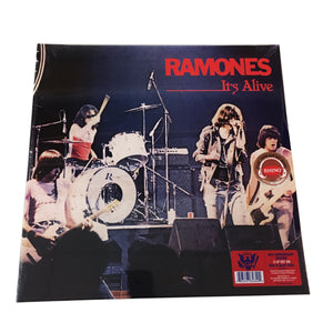 "Ramones: It's Alive 12"" (40th Anniversary Deluxe Edition)"