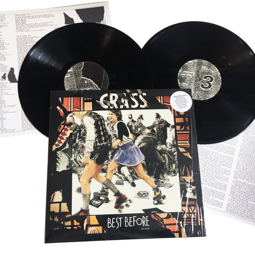 Crass: Best Before 1984 12