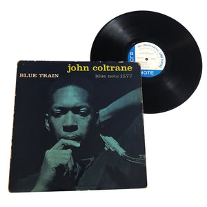 "John Coltrane: Blue Train 12"" (used)"