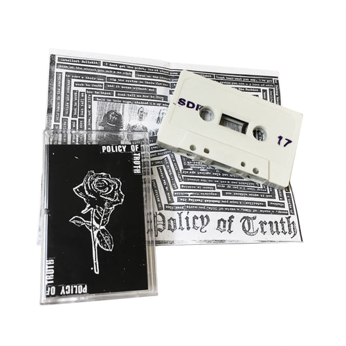 Policy of Truth: S/T EP cassette