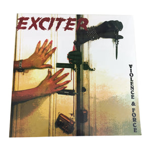 Exciter: Violence and Force 12""