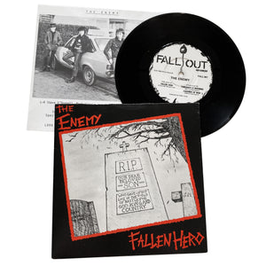 "The Enemy: Fallen Hero 7"" (used)"