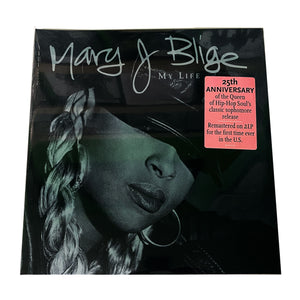 Mary J. Blige: My Life 12""