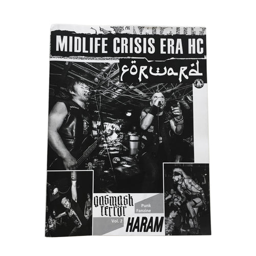 Midlife Crisis Era HC - Vol. 2 zine