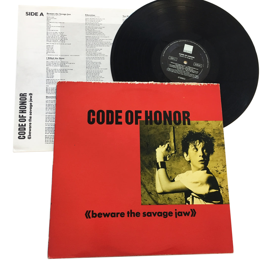 Code Of Honor: Beware The Savage Jaw 12