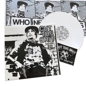 "Cut The Shit: Harmed And Dangerous 12"" (used)"