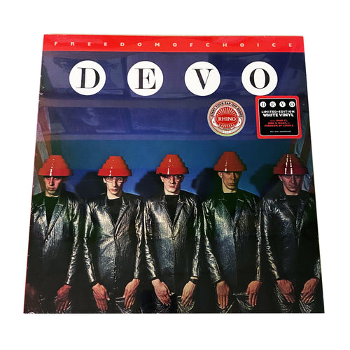 Devo: Freedom of Choice 12