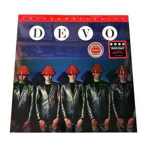 "Devo: Freedom of Choice 12"" (white vinyl)"