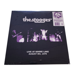 The Stooges: Live at Goose Lake 12""
