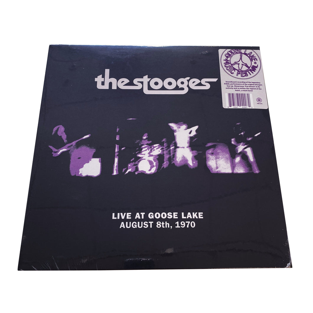 The Stooges: Live at Goose Lake 12