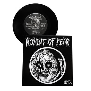 Moment of Fear: S/T 7""