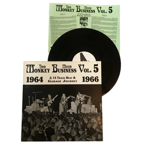 "Various Artists: Too Much Monkey Business Vol. 5 12"" (used)"