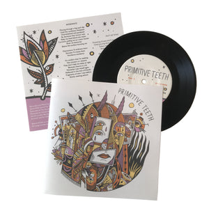 Primitive Teeth: S/T 7""
