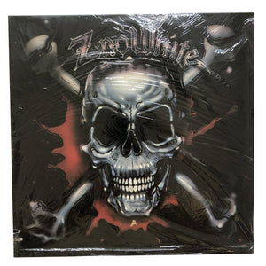 "Znowhite: Kick 'em When They're Down 12"" (sealed 1985 dead stock)"