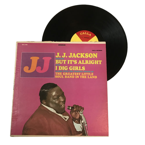 J.J. Jackson: But It's Alright 12