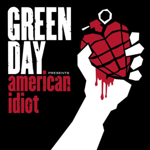 Green Day: American Idiot 12""