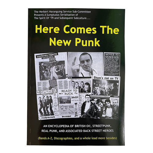 Oi! - Here Comes the New Punk book