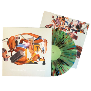 Dillinger Escape Plan:  Miss Machine 12""